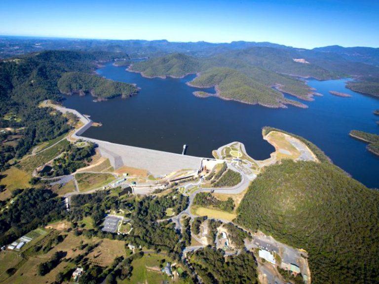 Hinze Dam Upgrade