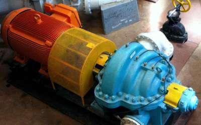 High Pressure Pump Overhaul
