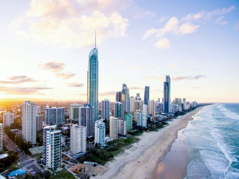 Q1 Tower, Surfers Paradise